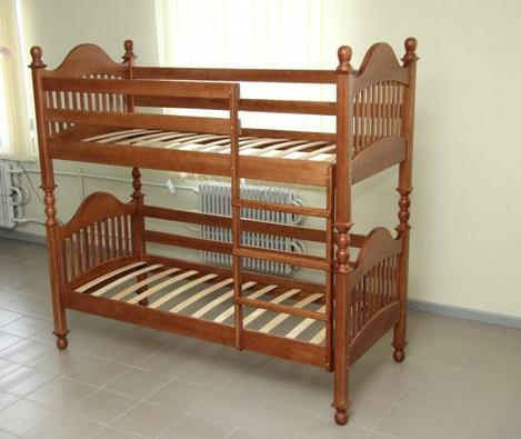 кузя кровать двухъярусная