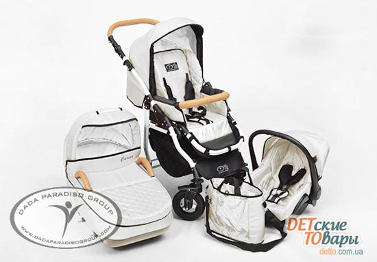 Детская универсальная коляска Dada Paradiso Group Carino