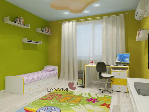Lanami Vesna кровать-трансформер