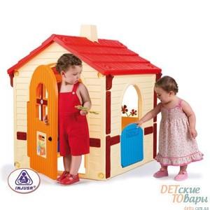 Детский игровой домик Injusa 20331