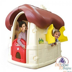 Детский игровой домик Injusa 2030