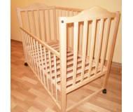 Детская кроватка Sonno КР 300 Бук