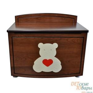 Детский ящик для игрушек MyBaby Funny Bears