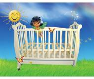 Детская кроватка Трия Сказка 2 ящика