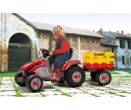 Детский трактор Peg-Perego Mini Tony Tigre