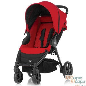 Детская прогулочная коляска Britax B-Agile