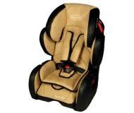 Детское автокресло группы 1-2-3 Baby Safe Sport Vip Бежевый