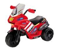 Детский трехколесный электромотоцикл Peg-Perego Ducati Desmosedici Rider VR