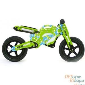 Детский двухколесный велосипед Milly Mally GTX (беговой)