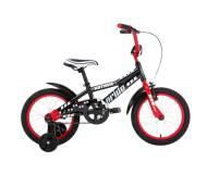 "Детский велосипед Pride Arthur 16"" Black"
