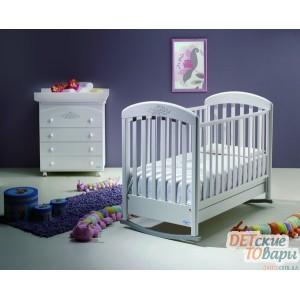 Детская кроватка Baby Italia Cinzia Lux