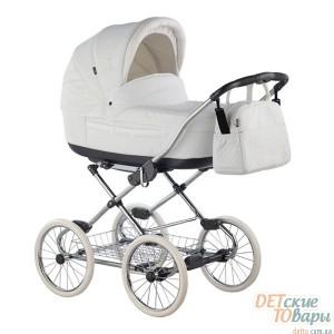 Детская универсальная коляска 2в1 Roan Marita Prestige Chrome