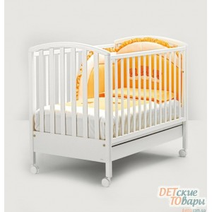 Детская кроватка Mibb Pop