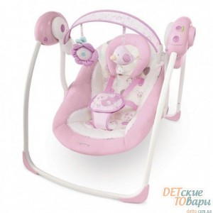 Детское кресло-качалка Bright Starts (Kids II) Комфорт и гармония BS60008