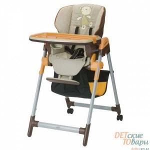 Детский стульчик для кормления Jane Mega