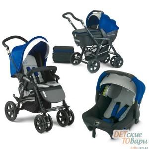 Детская универсальная коляска 3 в 1 Jane Nomad Formula Strata