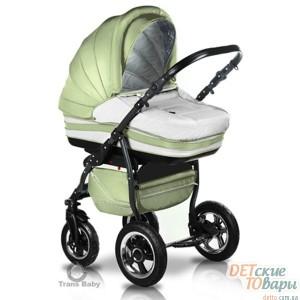 Детская универсальная коляска 2в1 Trans Baby Mars