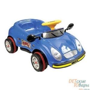 Детский электромобиль Pilsan Kанка 6V (05213)