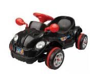 Детский электромобиль Pilsan Бицирик 6V (05212) Черный