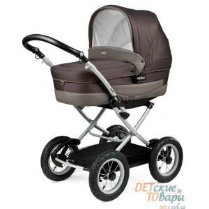 Детская коляска-люлька Peg-Perego Culla  Auto (шасси Classico Velo)