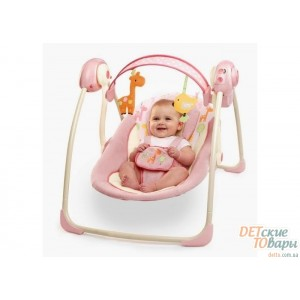 "Детское кресло-качалка ""Жираф"" Bright Starts BS60121"
