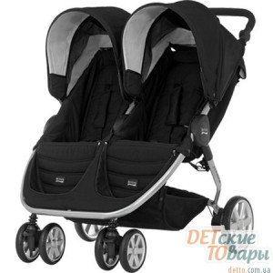 Детская прогулочная коляска Britax B-Agile Double