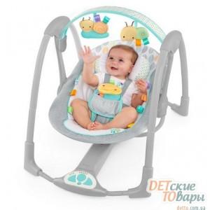 "Детское кресло-качалка ""Улитка"" Bright Starts  BS60124"