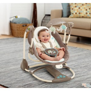 Детское кресло-качалка Bright Starts BS60100 Сахара