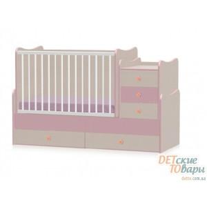 Детская кровать-трансформер Bertoni Maxi Plus