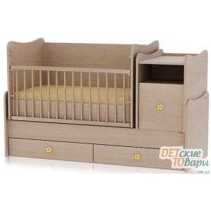 Детская кровать-трансформер Bertoni Trend Plus