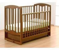 Детская кроватка Гандылян Диана (с поперечным маятником)