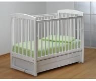 Детская кроватка Гандылян Полина (с поперечным маятником)