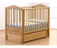 Детская кроватка Гандылян Анастасия (с продольным маятником)