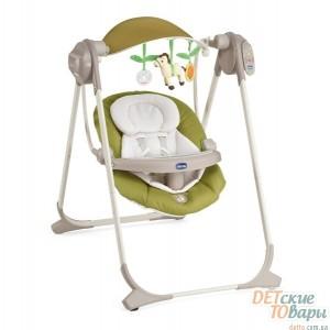 Детское кресло-качалка Chicco Polly Swing  Up