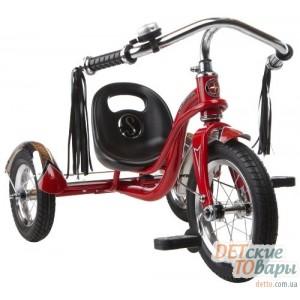 "Детский трёхколёсный велосипед  Schwinn Roadster Trike 12"""