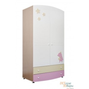 Детский шкаф MyBaby Rose Dreams