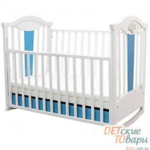 Детская кроватка-качалка MyBaby Sea&Sky