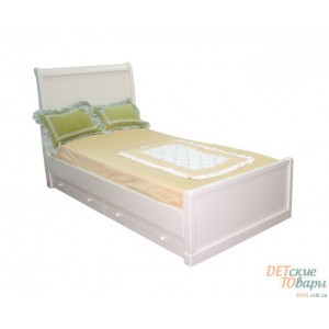 Подростковая кровать MyBaby  Glamour Bunny