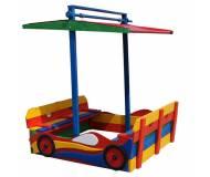 Детская песочница SportBaby Песочница-12 Машинка