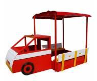 Детская песочница SportBaby Песочница-17  Пожарная машина