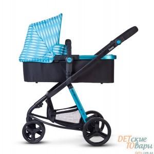 Детская универсальная коляска 2 в 1 Anex Tempo