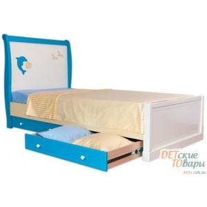Подростковая кровать MyBaby Sea&Sky