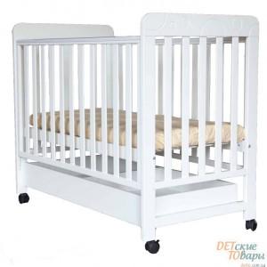 Детская кроватка MyBaby Caramelka
