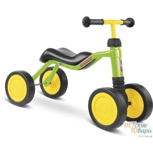 Детский трёхколёсный беговел Puky Wutsch