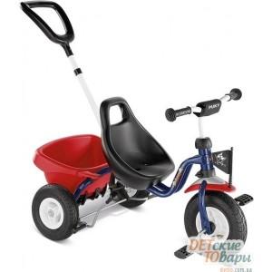 Детский трёхколёсный велосипед Puky CAT 1L