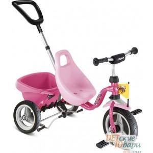 Детский трёхколёсный велосипед Puky CAT 1S