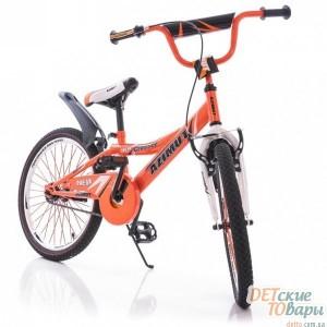 """Детский  велосипед  Azimut Crosser 20"""""""