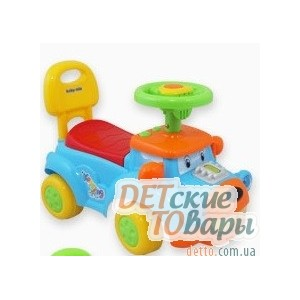Детская машинка-каталка  Alexis Baby Mix HZ-556
