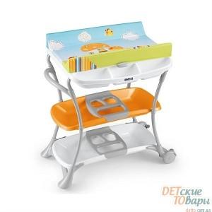 Детский пеленальный столик Cam Nuvola