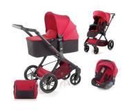 Детская универсальная  коляска 3 в 1 Jane Muum formula Koos Micro